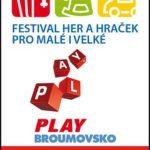 SOUTĚŽ o vstupenky na jedinečnou plně interaktivní výstavu Play Broumovsko