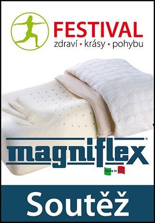 SOUTĚŽ o anatomický polštář Geogreen Comfort Cotton