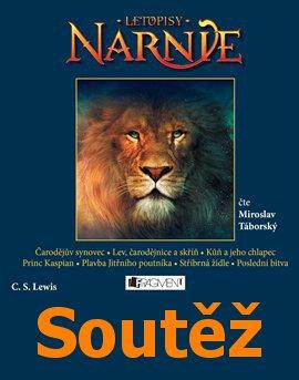 SOUTĚŽ o audioknihu sedmidílné dobrodružné fantasy série LETOPISY NARNIE