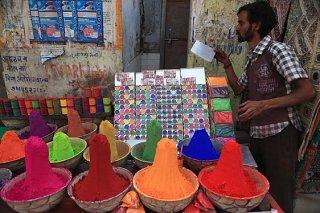 Cestopisná přednáška - Barvy Indie