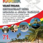 Cestovatelský večer: KARIBIK – Velké trojka