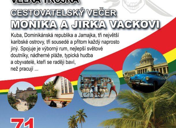 Cestovatelský večer - KARIBIK - Velké trojka