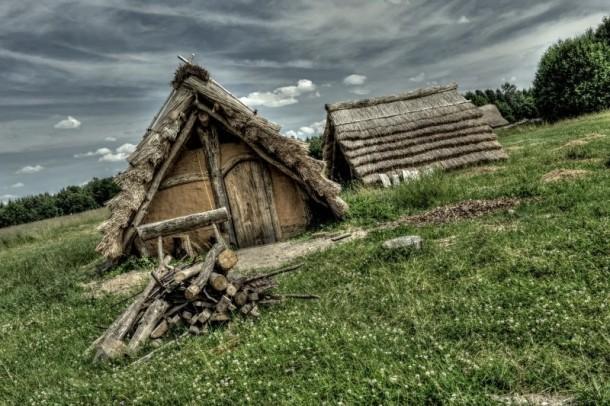 Keltský archeoskanzen