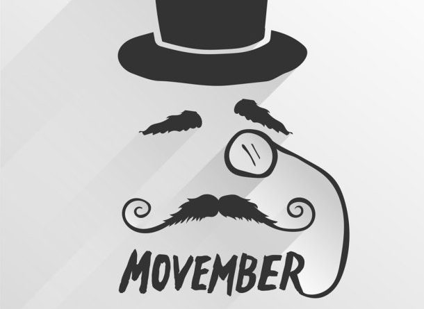 Začíná Movember!