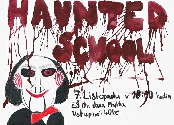 Strašidelná škola
