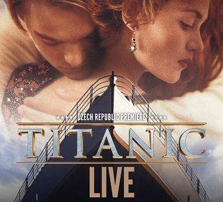 Velkolepá audiovizuální show TITANIC LIVE