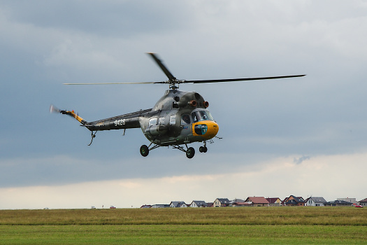 Mil Mi - 2, foto Radovan Tůma