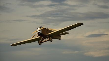 Avia BH - 1, foto: Radovan Tůma