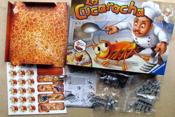 La Cucaracha - švábi v kuchyni