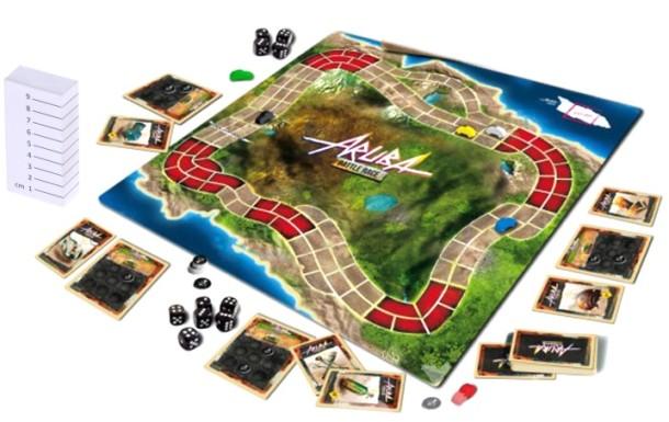 SOUTĚŽ o závodní herní novinku ARUBA