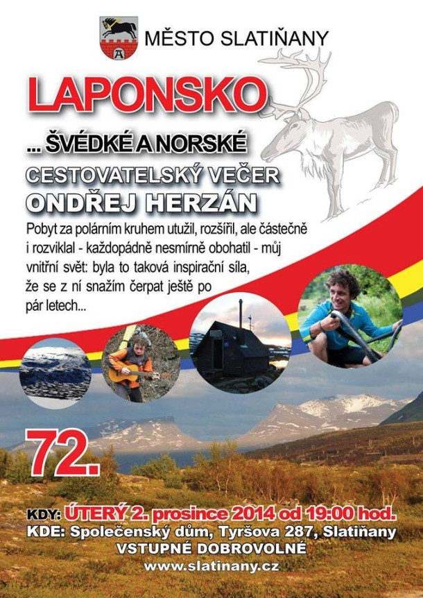 Cestovatelský večer - Laponsko