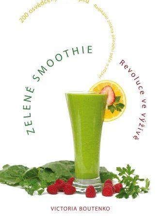 Knižní tip: Zelené smoothie revoluce ve výživě