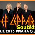 SOUTĚŽ o vstupenku na koncert DEF LEPPARD do Prahy