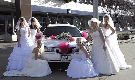 Nejnovější svatební trendy představí veletrh v Pardubicích