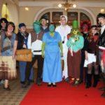 Šestý Divadelní bál aneb rej masek a kostýmů