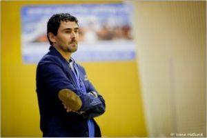 Trenér Daniel na vlastní žádost končí u ERA-PACKu; foto: Ivana Hošková
