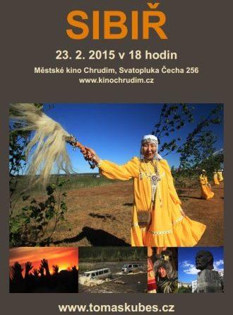 Cestopisná přednáška: Sibiř
