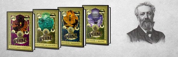SOUTĚŽ o romány z edice Julese Verna