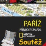 SOUTĚŽ o knihu PAŘÍŽ – průvodce s mapou