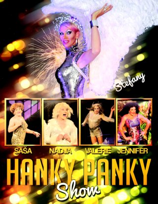 Hanky Panky Show - Kabaret