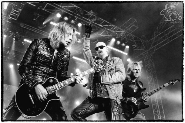 Judas Priest, foto: Jaromír ZAJDA Zajíček - FotoZajda.cz