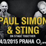 Paul Simon & Sting on stage together – koncert odložen