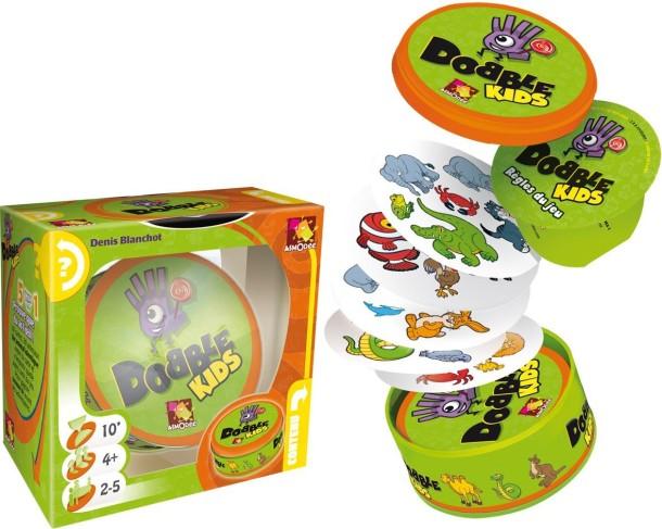 SOUTĚŽ o postřehovou hru pro děti - DOBBLE KIDS