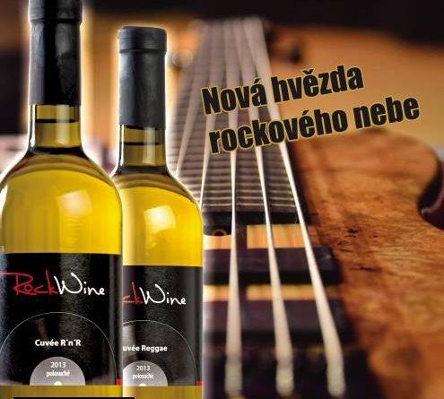 Chill Café - Degustace vín z Moravy ve znamení RockWine