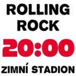 Rolling rock již za týden – POZOR od 20 hodin!