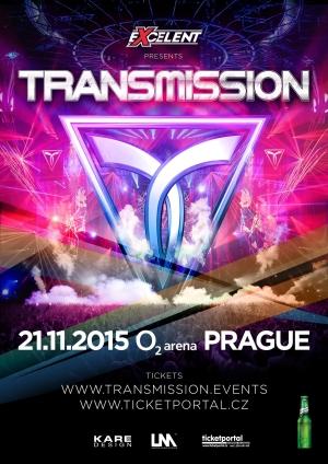 Transmission Praha 2015 má své datum