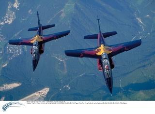 Ukázka v barvách Red Bull rozšířena o proudové stroje