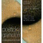 Poetický gramofón v Agoře