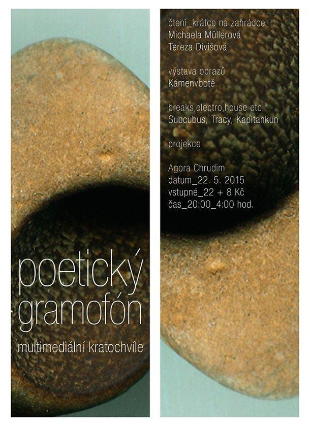 Poetický gramofón