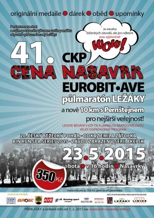 41. CKP Cena Nasavrk
