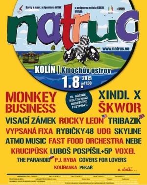 Přípravy na 18. ročník festivalu NATRUC jsou v plném proudu!