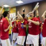 Futsalisté ERA-PACKu Chrudim slaví jedenáctý mistrovský titul