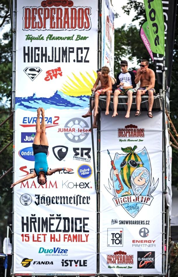 Desperados High Jump 2015