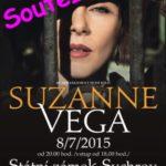 SOUTĚŽ o vstupenky na koncert SUZANNE VEGA na Sychrov