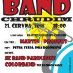 Nedělní letní koncert Big Bandu Chrudim pod širým nebem