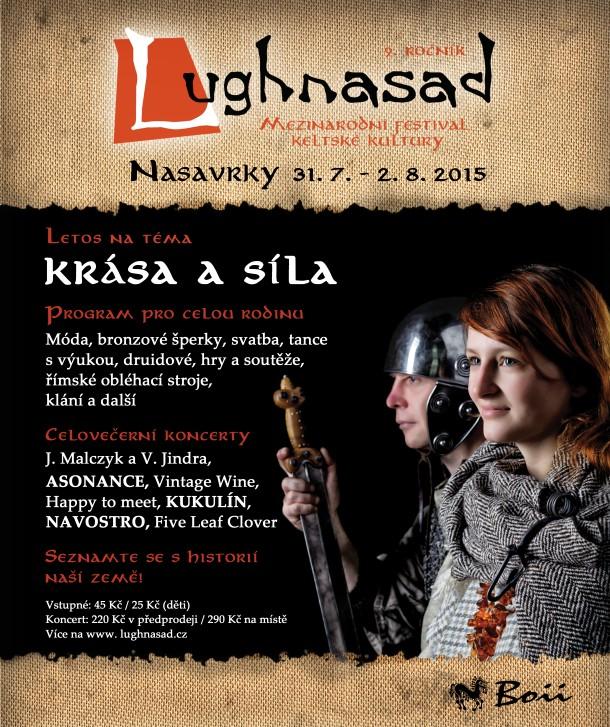 Keltské oslavy léta - svátek Lughnasad 2015