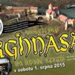 XII. keltský festival LUGHNASAD na Veveří