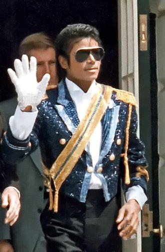 Michael Jackson v roce 1984