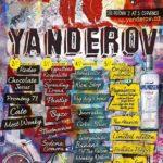 Festival Yanderov vypukne už ve čtvrtek