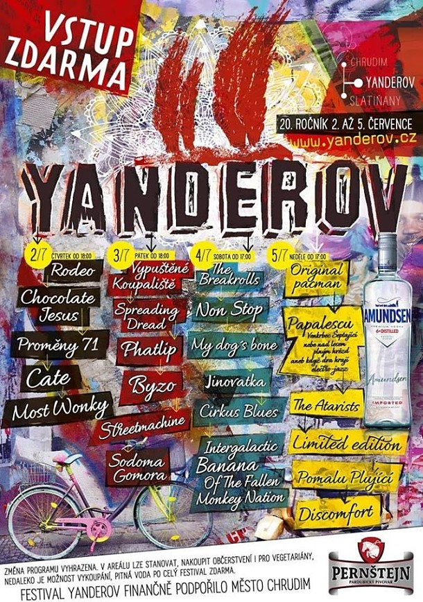 Festival Yanderov