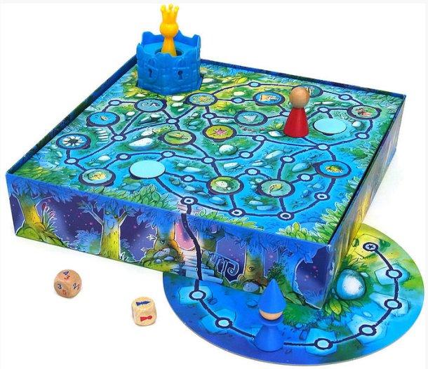 SOUTĚŽ o dětskou hru ZAČAROVANÁ VĚŽ
