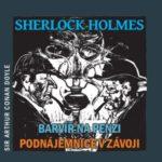 Tip na audioknihu: Sherlock Holmes – Barvíř na penzi, Podnájemnice v závoji