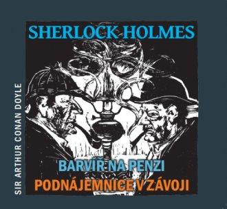 Sherlock Holmes - Barvíř na penzi, Podnájemnice v závoji