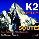 SOUTĚŽ o tři audioknihy K2 – 8611 m