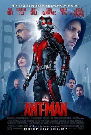 Plakát k filmu Ant-Man