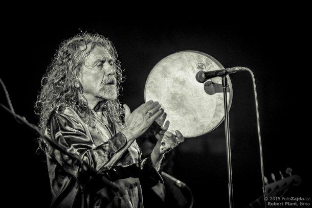 Robert Plant & The Sensational Space Shifters, foto: Jaromír Zajda Zajíček - FotoZajda.cz